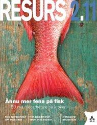 Ännu mer fena på fisk - SLU