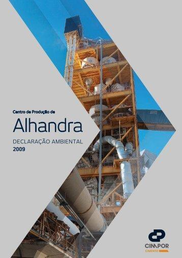 CP Alhandra - Cimpor Cimentos de Portugal