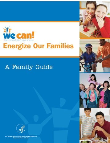 We Can! Energize Our Families Parent Program - National Heart ...