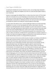 Zwei Siege in Waldkirchen - TuS Frammersbach