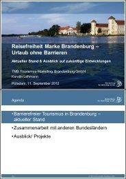 Teil 1 - Brandenburg Barrierefrei