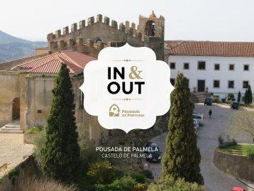 In & Out da Pousada de Palmela - Pousadas de Portugal