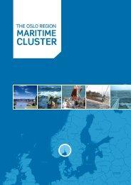 WHY OSLO? - Oslo Maritime Nettverk