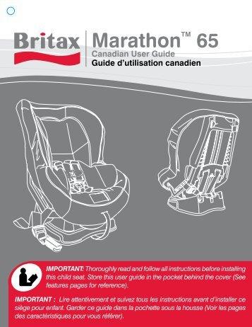 MarathonTM 65 - Britax CA