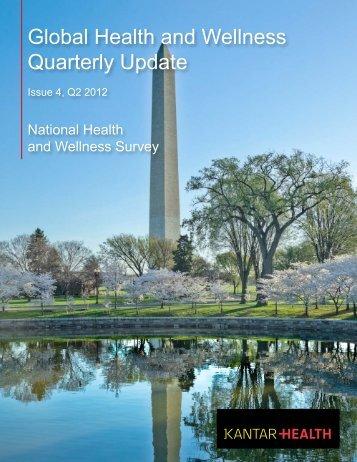 Issue 4, Q2 2012 - Kantar Health
