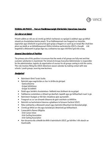 job description of ceo - Emayti australianuniversities co
