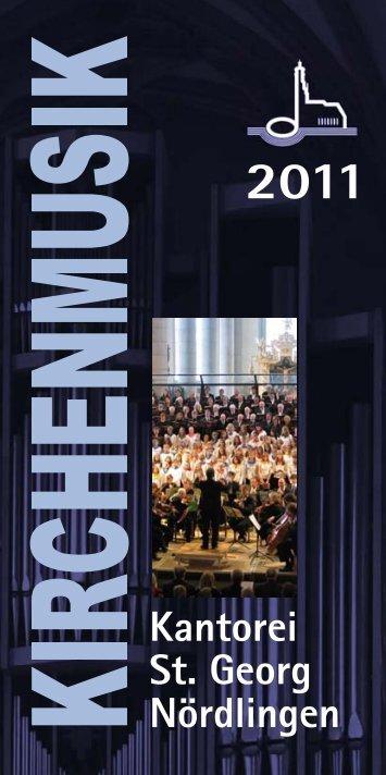 klicken, um das Jahresprogramm für 2011 herunter