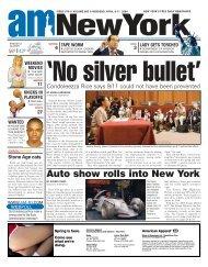 Auto show rolls into New York - Silent Majority