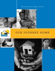 Our journey home - Pitt County Government