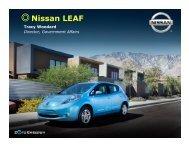 Nissan LEAF - Federation of Tax Administrators