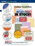 Pantone Supply Guide - Hyatt's - Page 2