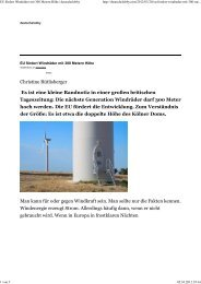 deutschelobby - BI Gegenwind-Mudau