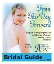 Your guide to everything that you need to make all of your wedding ...