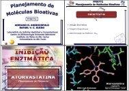 inibição á enzimática atorvastatina