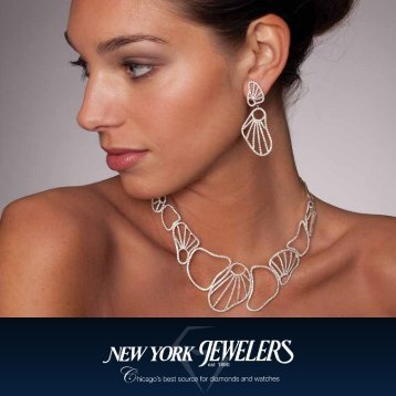 E Invite You To View The Largest And - New York Jewelers