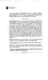 Potenziale Formativo del Corso di Laurea Magistrale a - Sapienza