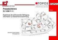 """Ein Stadtteil schwingt sich auf"""" Gesunde Kinder und ... - TOPOS"""