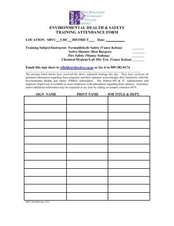 blank sign in sheet