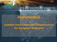 Grid Resource - Phosphorus