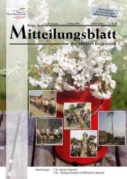 Kultur- und Mehrgenerationenhaus im Mai - Landkreis Regensburg