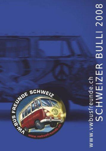 Bulli 2008 - VW-Bus-Freunde-Schweiz