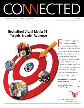 Revitalized Visual Media 011 Targets Broader Audience