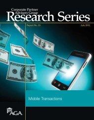 Mobile Transactions - AGA