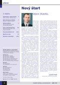 Máj 2004 - Ústredie práce, sociálnych vecí a rodiny - Page 2
