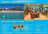 Grecian Bay Hotel Zypern Ayia Napa - Planet Switzerland