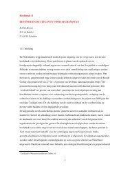 1 Hoofdstuk 11 DEFENSIE EN DE UITGAVEN ... - Boekje Pienter
