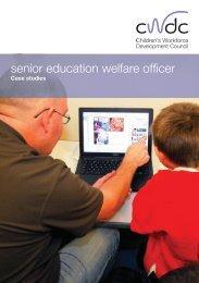 senior education welfare officer - Bromley Partnerships