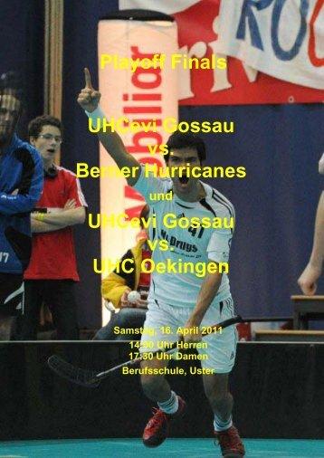 UHC Oekingen - UHCevi Gossau