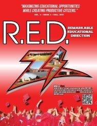 R.E.D. - West Plains Schools