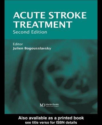 ischemic stroke symptoms pdf