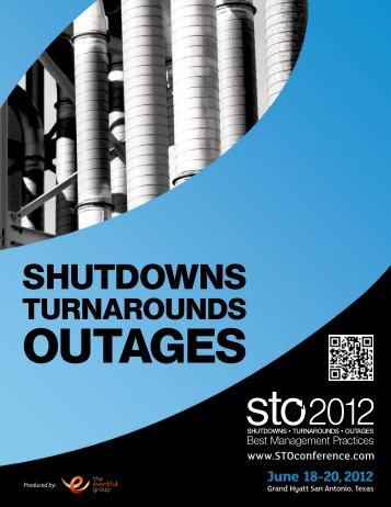 June 18-20, 2012 - Shutdowns - Turnarounds - Outages - STO ...