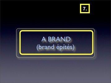 6. A brand - Sas István.hu