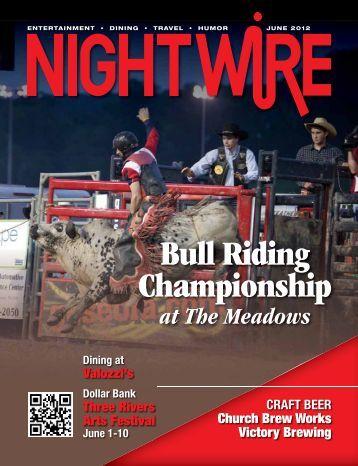 Bull Riding Championship - Nightwire Magazine