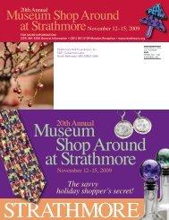 Museum Shop Around at Strathmore