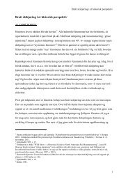 Bratt skikjøring i historisk perspektiv-Artikkel