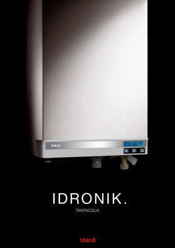 IDRONIK - Certificazione energetica edifici