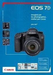 7 Imaginé par les photographes, réalisé par Canon you ... - Kelvin-pro