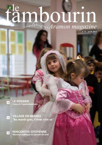 Aramon magazine