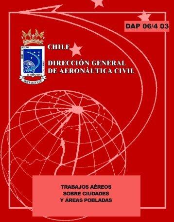 DAP 06/4 03 - Dirección General de Aeronáutica Civil