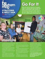 In Focus Issue 204 - Stratford and West Ham - Newham
