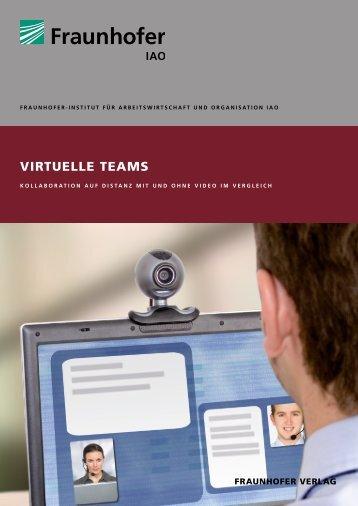 VIRTUELLE TEAMS VIRTUELLE TEAMS - Unternehmer.de