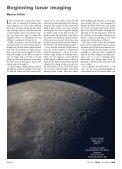 A magazine of lunar topographic studies Vol. 17 No. 2 December 2008 - Page 6