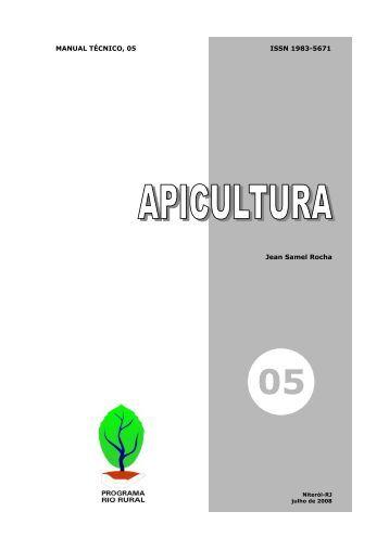 Apicultura. - Pesagro-Rio