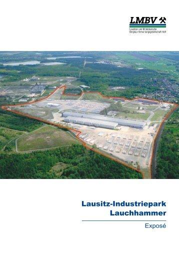 Lausitz-Industriepark Lauchhammer - Mitteldeutsche Industrieparks