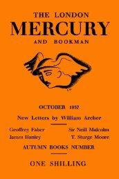 Vol. XXXVI No. 216 - Modernist Magazines Project