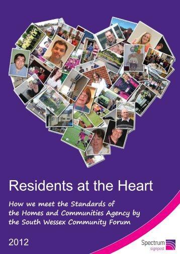 South Wessex Community Forum Annual Report 2012 - Spectrum ...